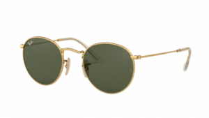 Hombre RAY-BAN ROUND METAL RB3447 001