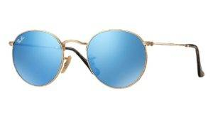 Hombre RAY-BAN ROUND METAL RB3447N 001/9O
