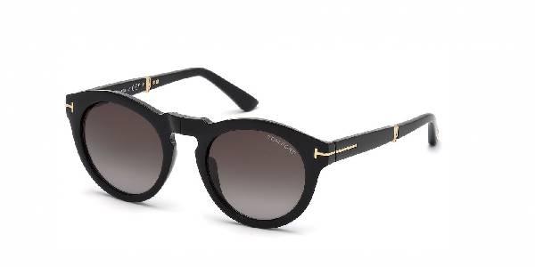 Gafas de sol TOM FORD Carter FT0627 01B BLACK SHINE