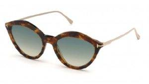 Gafas de sol TOM FORD Chloe FT0663 55P