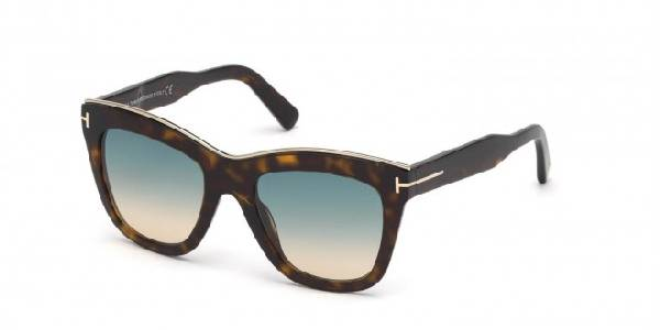 Gafas de sol TOM FORD Julie FT0685 52P DARK HAVANA