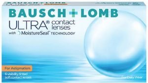 Mensuales BAUSCH + LOMB ULTRA FOR ASTIGMATISM