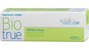 Lentillas BIOTRUE ONE DAY