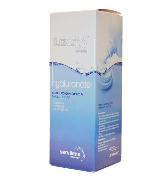 Lentillas LENS 55 CARE Hyaluronate 360 ml
