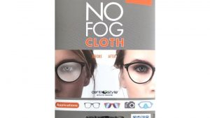 Productos antivaho Gamuza Antivaho FOG NO MORE CLOTH